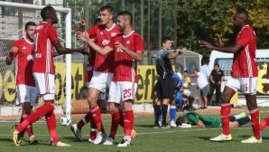 ЦСКА-София се включи в кампанията за 11-годишната Цвети
