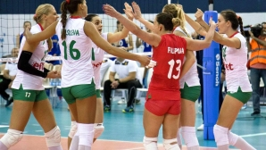 България се измъчи с Украйна, но изтръгна първа победа на Евроволей 2017