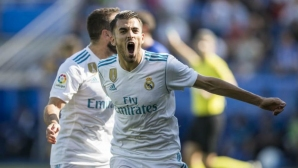Твърда резерва донесе усмивки в Реал Мадрид (видео)