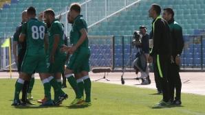 Ангел Стоянов: Трудно се говори след такъв мач