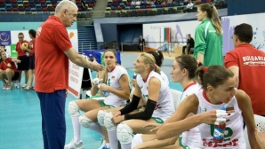 Иван Сеферинов: Ще празнуваме, но трябва и да се фокусираме върху следващия мач