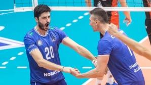 Тодор Скримов и Нова с първа загуба в Русия