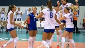Русия крачи към 1/4-финалите на Евроволей 2017