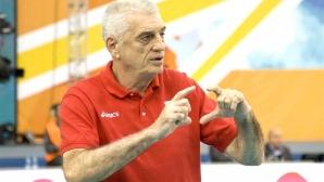 Иван Сеферинов: Фантастичен мач!