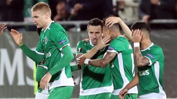 Лудогорец стъпи на върха в Първа лига (видео)