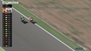 Валентино отговори: Може би Дани трябва да се състезава сам