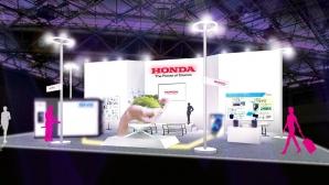 Honda представя редица нови технологии другата седмица