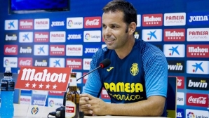 Виляреал назначи бързо нов треньор