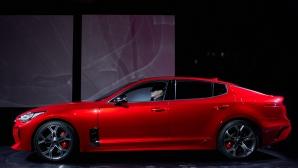 KIA представя най-бързия си автомобил на Sofia Motor Show