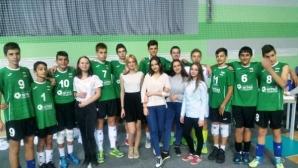 Сборен отбор на България за момчета до 15 години с втора победа в Русия