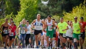 """""""Зелен маратон"""" бягане и колоездене през най-красивите кътчета около Варна"""