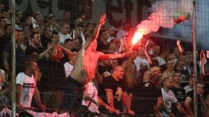 Феновете на Локомотив Пд свалиха доверието си към Крушарски