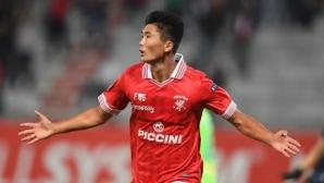 Северна Корея забрани на футболист да се показва по италианската телевизия