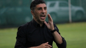 Оставка на треньор във Втора лига