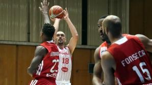Лукойл Академик продължава напред в Шампионската лига (Галерия)