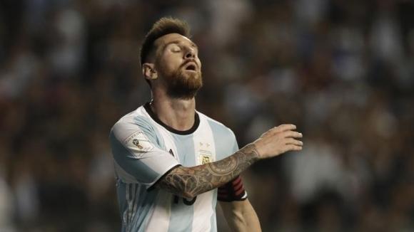Аржентина и Меси треперят след нова издънка
