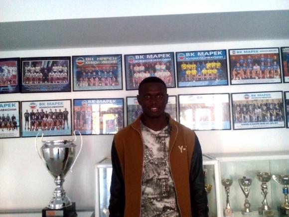 Малинга от Уганда пристигна в Дупница