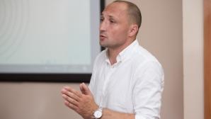 """За една успешна кариера"": Агентът Виктор Венков: Работете здраво на терена, само там може да станете лидери (видео+снимки)"
