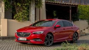 Време разделно (тест на Opel Insignia)