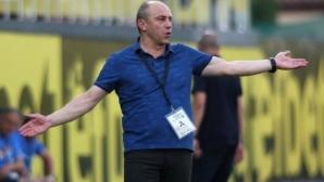 """Изненада: """"Камикадзето"""" Ставров вбеси Илиев, Верея обаче го пожали"""