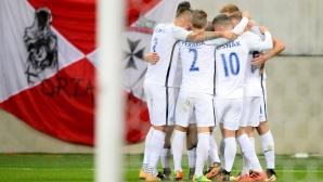 Словакия си свърши работата и трябва да чака (видео)