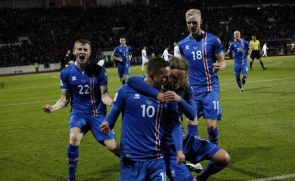 Историческо! Исландия стигна до мондиал (видео)