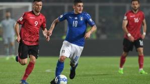 Албанската полиция очаква провокации на мача с Италия