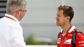 Рос Браун съчувства на Ферари след
