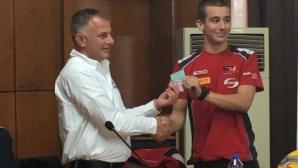Конкуренция от 11 пилоти очаква Иван Влъчков на писта Бургас