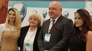 Mинистър Кралев проведе редица работни разговори в рамките на Международната среща на министрите в Москва