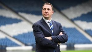 Малки Макай ще бъде селекционер на Шотландия за един мач