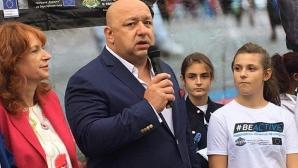 """Красен Кралев: Инвестираме 1 милион в стадион """"Огоста"""""""