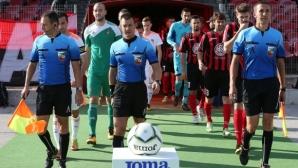 Втора лига с нов лидер, шок за дубъла на Лудогорец - всички резултати и класиране след XI кръг