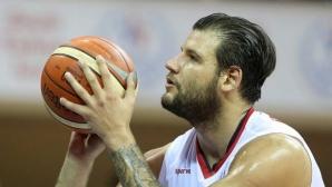 Деян Иванов и Самсун с поражение