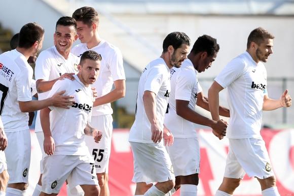 Групата на Славия за мача срещу Пирин