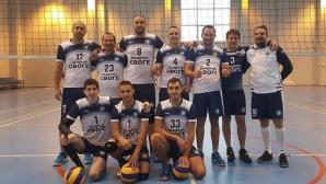 Христо Йовов започна волейболна кариера във Volley Mania