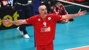 Ивайло Стефанов: Още ми се играе!