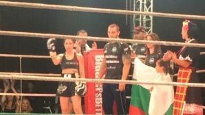 От БФБокс са категорични: Мачът между Пламена Димова и Йоана Райдберг е незаконен