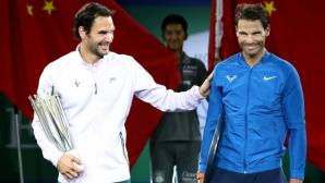 """Как Федерер разгада пъзела """"Надал"""""""