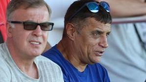 Стойне Манолов: Да не се занимаваме с Наско, той е при мен всеки ден