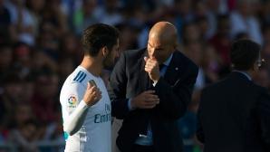 Модрич прави смените в Реал Мадрид (видео)