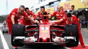 Райконен: Ферари има потенциала да спечели последните четири кръга