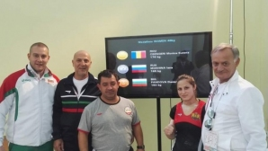 Бронз за България на Европейското по щанги за младежи в Албания