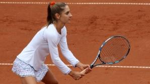 Евтимова се класира за втория кръг на турнир в Анталия