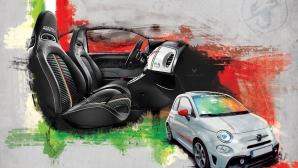 Fiat 500 Abarth 595 от Vilner (Снимки)