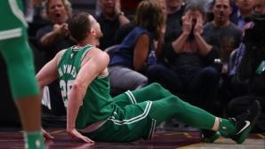 Ужасяваща контузия помрачи старта на сезона в НБА