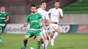 Светослав Дяков: Готови сме за мача срещу Спортинг (Брага)