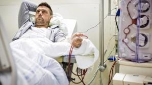 Иван Класнич претърпя трета бъбречна трансплантация