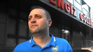 Иван Петков: Дано да постигнем добър резултат преди решаващия втори мач (видео)