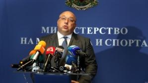 Кралев знаел кой кой е в ЦСКА, министърът обеща да спазва закона